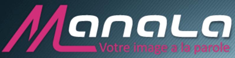 Ancien logo de l'agence manala agnce evenmentielle de Lille (59000) dans les hauts de france